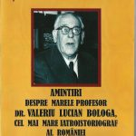 Amintirea ca formă a eternizări în concepția acad. Dr.prof.univ.Ștefania Kory Calomfirescu