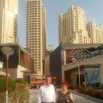 DUBAI - ORAȘUL GEOMETRIILOR ARHITECTURALE