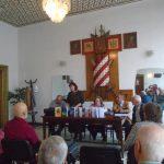 """Sărbătoarea scriitorilor medici  la Cenaclul literar """"Artur Silvestriˮ al Ligii Scriitorilor Români"""