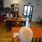"""La cenaclul """"Radu Stanca """".  Medalionul literar """"Memoria calendarului, luna iunie- Vasile Alecsandri și Al.Florin Țene """""""