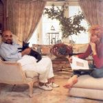 Nora lui Ion Rațiu, Pamela Roussos-Rațiu, fosta soție a celebrului Demis Roussos, mare afacerisă la Turda, în România