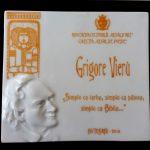 """Un luptător """"îmbrăcat în cuvinte"""": Grigore Vieru"""