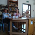 """La cenaclul """"Radu Stanca"""". Medalionul literar, """"Frumuseţea toamnei în viaţa scriitorilor români """""""