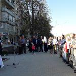 Dezvelire bust Mihai Eminescu la Chișinău