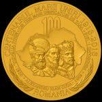 Denis Drigorescu, Românul care a confecţionat Medalia Centenarului
