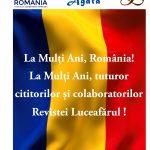 La Mulți Ani, români!