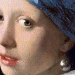 """""""Fata cu cercel de perlă"""" – o prezenţă enigmatică, pătrunzătoare şi totodată subtilă"""