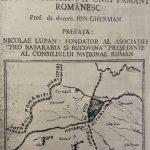 ÎNSEMNĂRI DESPRE BUCOVINA DE NORDŞI ŢINUTUL HERTA DUPĂ ANUL 1940