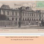 """Istoria bibliotecilor Liceului ,,Laurian"""" din Botoşani 1859 – 1932. (II.3) Înființarea și dezvoltarea Liceului din Botoșani, împreună cu biblioteca acestuia"""