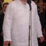 Nucu Pandrea, artistul care învaţă frunza să cânte