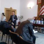 "La Cenaclul ""Artur Silvestri ""-Liga Sciitorilor Români. Medalionul literar"" Sub semnul Unirii """