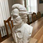 Un bust Eminescu la Cahul