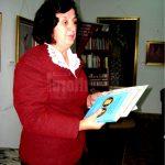 Paraschiva Abutnăriţei, Suceava.Nisipul din clepsidra albastră –la lansare