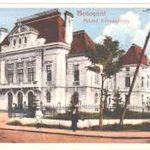 Monumentele Botoşanilor – fostul Palat Administrativ