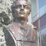 Dezvelire bust Mihai Eminescu la Cahul