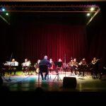 Trupa Bigg Dimm A'Band din Cluj-Napoca, în concert la Topliţa