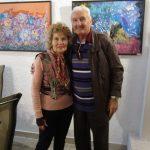 """""""Memoria culorii"""" sau arpegiu nuanțelor în pictura Rodicăi Olteanu"""
