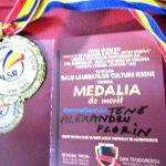 Scriitorul și jurnalistul Al.Florin Țene a fost medaliat la Gala Laureaților Culturii din Iași