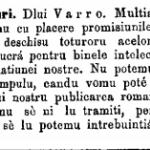 """Mihai Eminescu la """"Federațiunea"""""""
