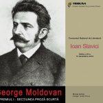 """Concursul Național de Literatură """"Ioan Slavici""""ediția a VII- a, 2019, organizatde Revistade cultură """"Tribuna"""" dinCluj"""