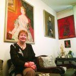 Victimă, Paula Romanescu. Cu gândul şi fapta la Mihai Eminescu şi când suntem bolnavi...