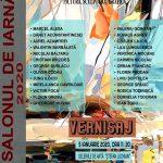 """SALONUL DE IARNA, 2020. Vernisaj - Galeriile de Artă """"Ştefan Luchian"""""""