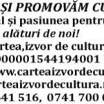 """CONCURSULUI NAȚIONAL DE CREAȚIE ARTISTICĂ """"ZÂMBET DE COPIL ÎN ZBOR DE FLUTURI""""- Ediția a IV-a, 2020"""