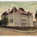 Monumentele de arhitectură ale Botoşanilor -Palatul de Justiţie