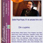 Cervantes, revistă internațională de cultură. Fondată de George Terziu, 2012
