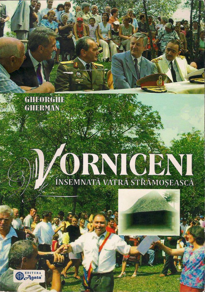 Revista Luceafărul » Două monografii ale unui sat moldav intrate în fluxul  istoriei