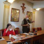 """SFINȚII ÎNCHISORILOR"""" prezentare la """"Șezătoarea literară"""" ținută la Biserica """"Înălțarea Sfintei Cruci"""" -6 septembrie 2020"""
