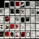 """Cezara Moraru: """"Tehnica ink art îmi oferă libertatea de a mă exprima într-un timp relativ scurt"""""""