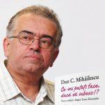 Dan C. Mihailescu. Cartea simturilor