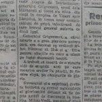 Din presa vremii  Acum 100 de ani, ca acum –pandemie în România, pedepse pentru strănut, ceartă pe fraudarea alegerilor