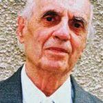 Constantin Zavati, colonel in rezervă și profesor, autor a cinci volume de memorii și al unuia de povestiri