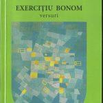 """Poetul Teodor Barbu surprins într-un """"Exercițiu bonom """""""