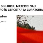 Evenimente expoziționale, editoriale și discursive inedite, prezentate în noiembrie la UNAGE Iași