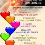 """Asaltul poeziei! ,,ȘAPTE INIMI ROMÂNIA"""". Cel mai mare, cu adevărat grandios, festival dedicat poporului român!"""