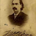 Oglinda Scriitorilor Botoșăneni (4).ADRIAN ION VENIAMIN(1837 - 1875), Botoșani: Arena Cărții - 2020
