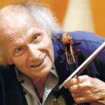 Ivry Gitlis-un scripcar, elev a lui George Enescu...