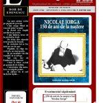Revista Luceafărul de seară, nr.5 din 10 iunie 2021, la standul revistelor tipărite