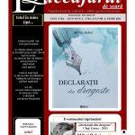 Revista Luceafărul de seară, nr.4 din 3 iunie 2021, la standul revistelor tipărite